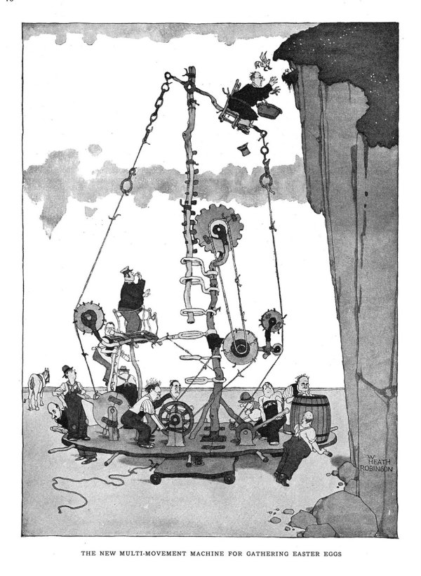 Heath Robinson