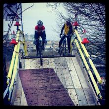 down bridge