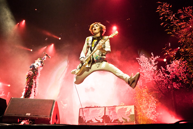 Manic Street Preachers - 02 Arena, London 17/12/11 | Photo by Jason Williamson