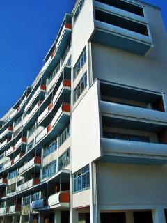 Architects: Walter Gropius, Wils Ebert