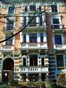 Surviving Gründerzeit house